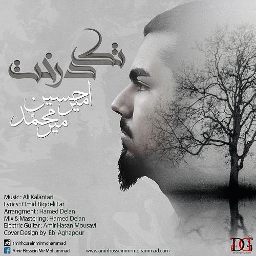 دانلود آهنگ جدید امیرحسین میرمحمد به نام تک درخت