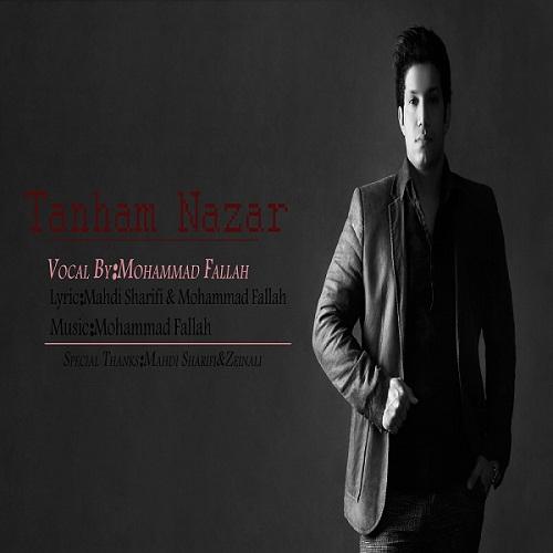 دانلود آهنگ جدید محمد فلاح به نام تنهام نذار