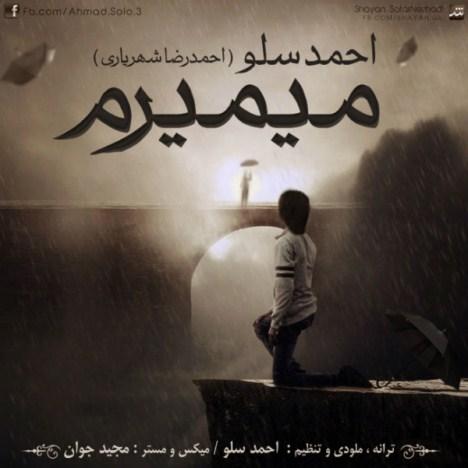 دانلود آهنگ جدید احمد سلو (احمدرضا شهریاری) به نام میمیرم