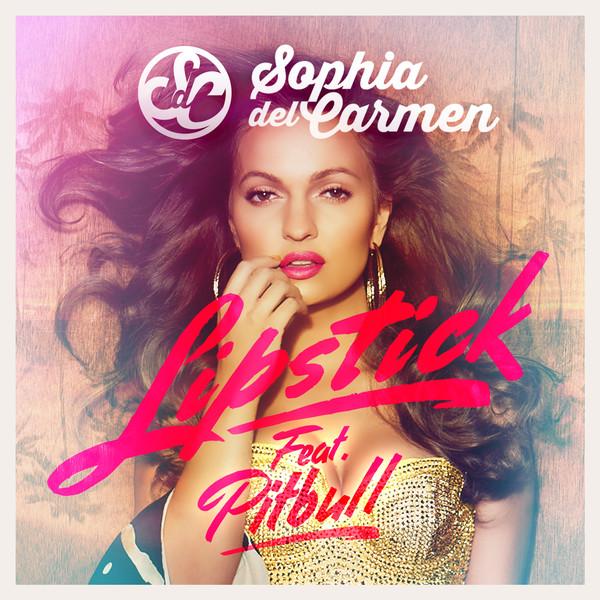 دانلود آهنگ جدید Pitbull Ft Sophia Del Carmen به نام Lipstick
