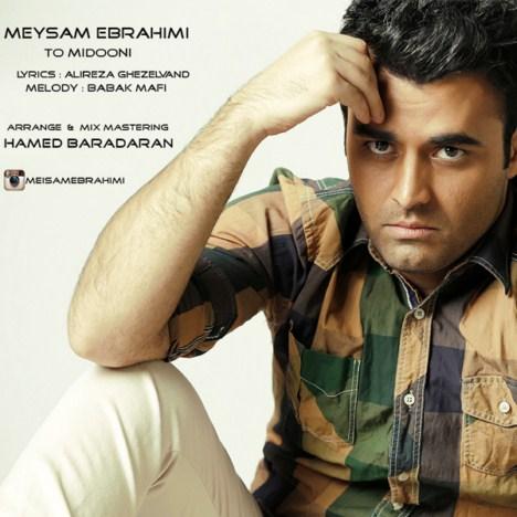 دانلود آهنگ جدید میثم ابراهیمی به نام تو میدونی