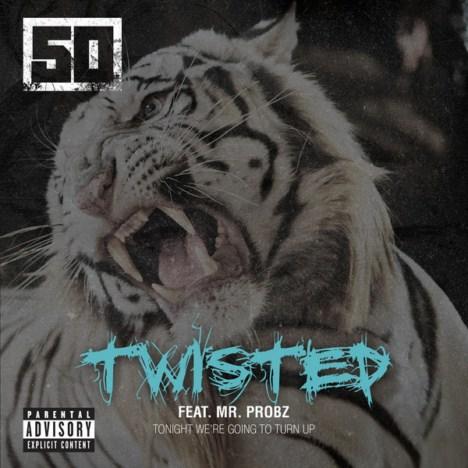 دانلود آهنگ جدید 50Cent و Mr. Probz به نام Twisted